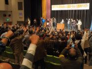 平和と民主主義を守る活動