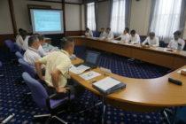 大阪府との交通問題に関する政策説明会